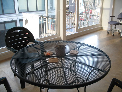 Artfibers, San Francisco, Yarntasting Lounge