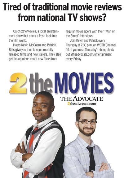 2theMovies Ad Web