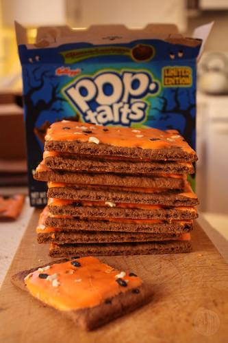 A stack o' Pop-Tarts