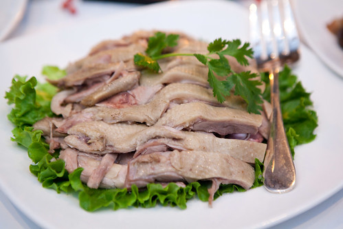 Nanking salted duck