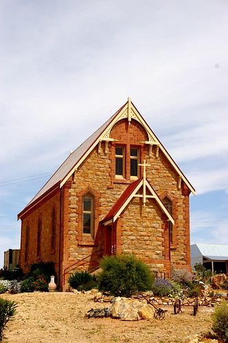 Church in Silverton
