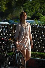 DSC_8498 (Cha gi Jos) Tags: france girl bike bicycle playground sport kid
