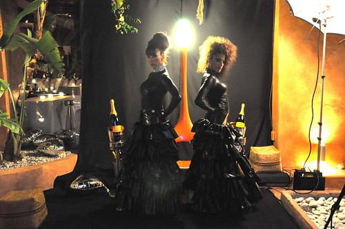 El Ayoun closing party 2010 - Silver & Fetish: 01/10/10