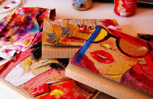 [M]atelier Blog, art, illustration, fashion, beautiful, emep
