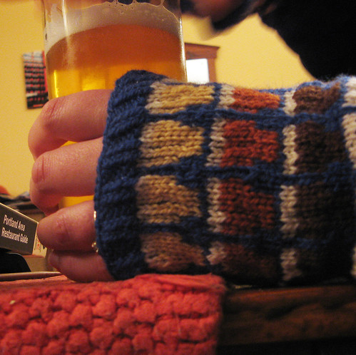 Beer Mitts!