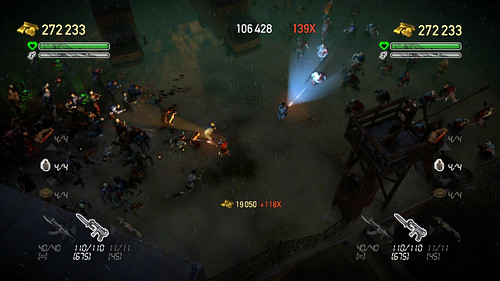Dead Nation for PS3: Online co-op