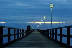Seebrcke (hiasl_3) Tags: sea abend pier jetty baltic ostsee usedom seebrcke zinnowitz gettyimagesgermanyq1 gettygermanyq2 gettygermanyq4