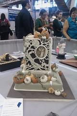 IMAG0150 (onsite.logic) Tags: cake weddingcake sugarart ossas