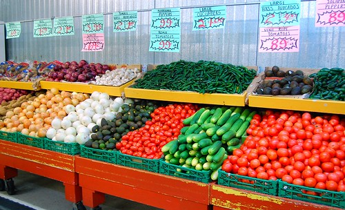veggie wall