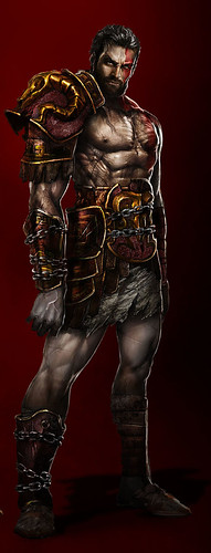 God of War: Ghost of Sparta Pre-order Skin