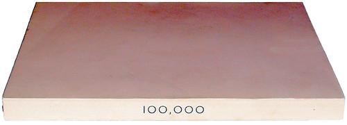 Byars, 100,000, spine