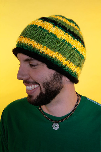 mens knitted hat