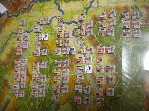 Battle Above the Clouds - Scenario 8 Confederate Army
