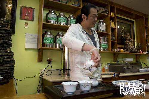 Vital Leaf Tea