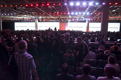 Welcome Keynote, Oracle OpenWorld & JavaOne + Develop 2010, Moscone North