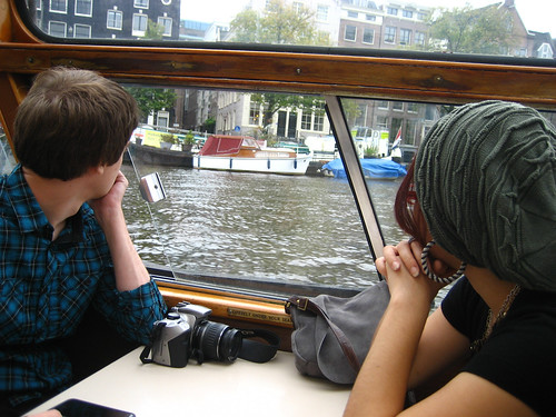 Pondering the canals
