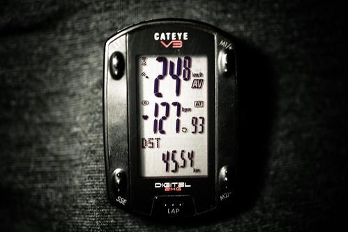 110min インナー6速 ave24.8 odo9944.3