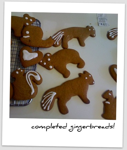 Gingerbreads!!!