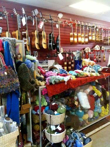 Hanalei Strings & Things, Kaua'i