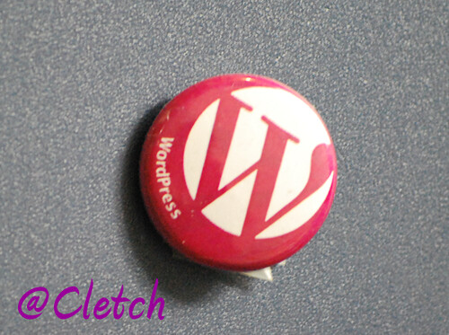 Button a Day Project: WordPress