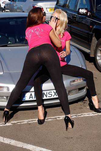 Sexy girls ass in tights