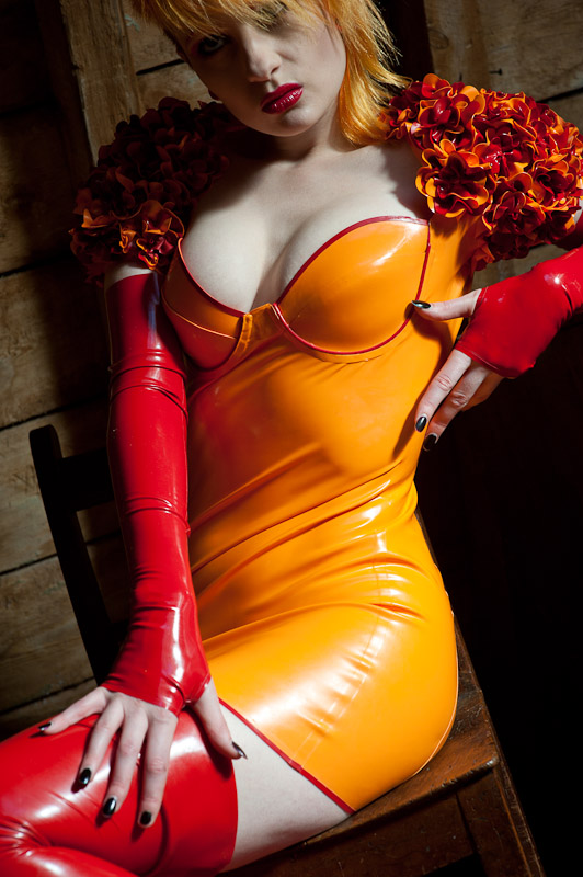 Ulorin Vex - Orange 1
