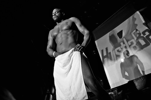 Diesel Washington at Hustlaball