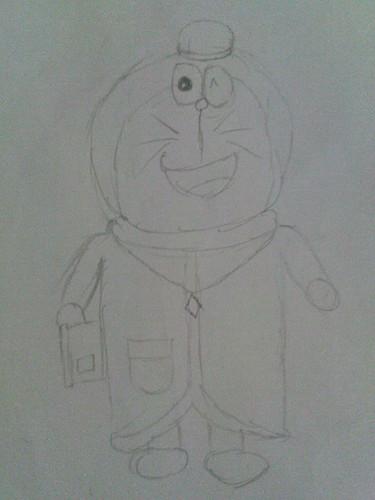 Doraemon in costumes 5077385711_a6251ec221