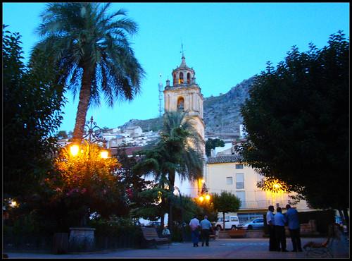 Torre campanario Santa Marta