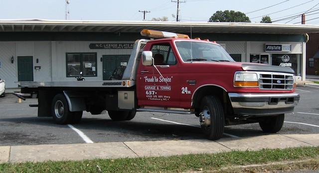 ford truck nc north 1996 carolina 1992 tow flatbed wrecker rollback fsuperduty