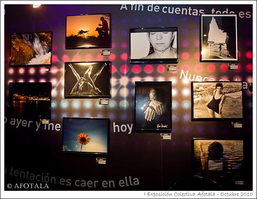 I Exposición Colectiva Afotala - Octubre 2010