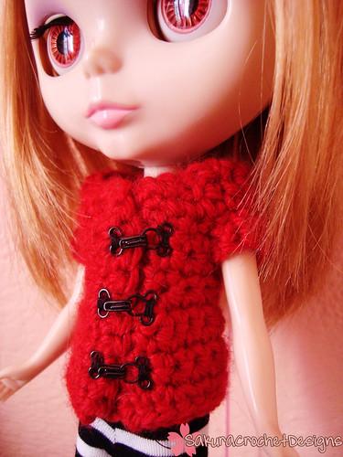 Red Jacket for Blythe!