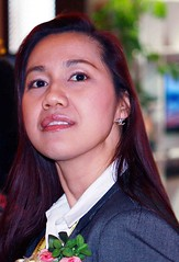 Thai lady (Mangiwau) Tags: lady indonesia thailand asia cambodia pacific philippines exhibition mining jakarta thai ninth conference laos 9th indonesian asean federation minister pak paradigm paradigms menteri dirjen annachalee