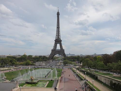 Paris. Campo de Marte