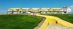 Fuerte San José el Alto. (arosadocel) Tags: san colonial muralla josé cultural campeche baluarte fuerte humanidad patrimonio