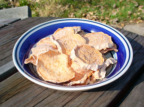 2010-10-15 - Dried Sweet Potatoes - 0007