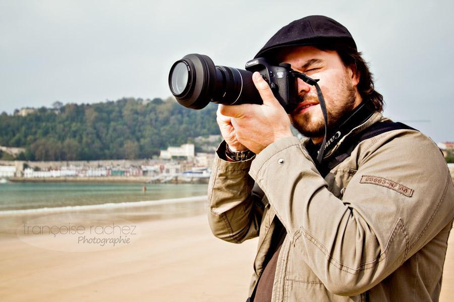Todo un fotografo!