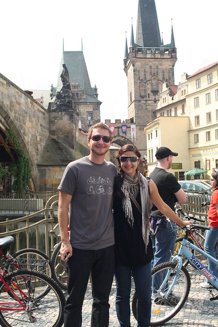 Prague on Two Wheels