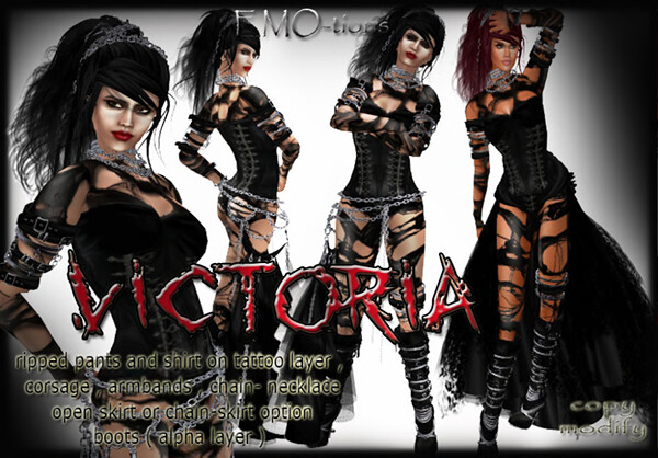 VICTORIAoutfit