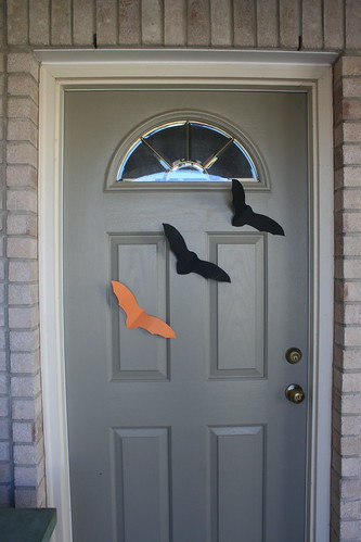 Bats on the Door
