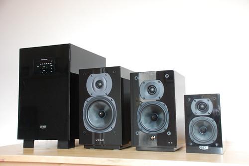 infinity speakers hook up