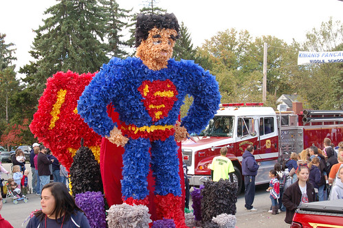 Homecoming 2010:  Superman.