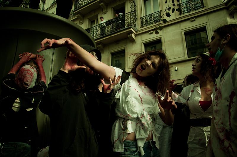 Paris Zombie 2010 : Halloween avant l'heure - Numerica Passion