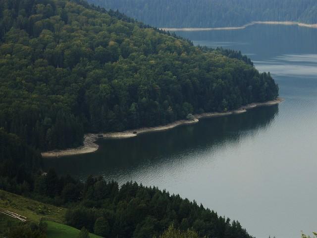 Lacul Izvorul Muntelui-Bicaz