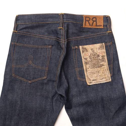 RRL / Straight Leg Denim