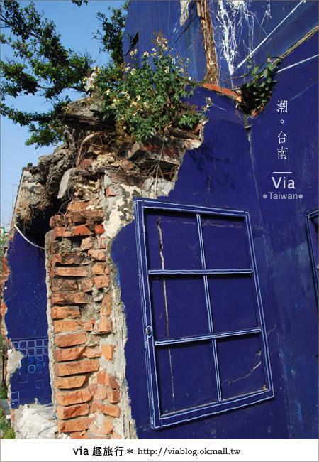 【台南】台南海安路藝術街~必拍的台南景點!5