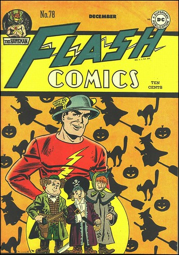 Flash Comics #78