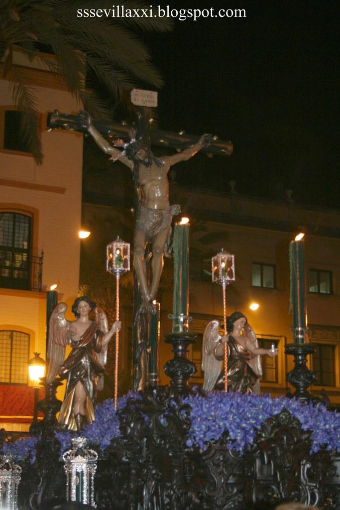 Santísimo Cristo de la Vera+Cruz, Lunes Santo 2007
