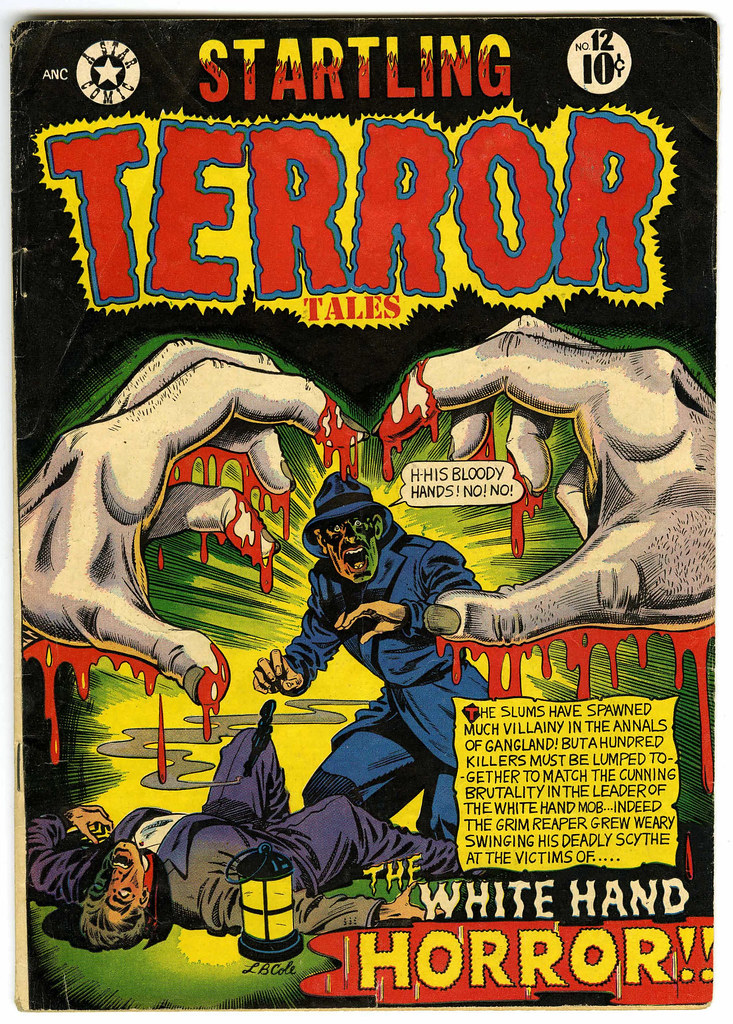 Startling Terror Tales #12 (Star Publications, 1952)