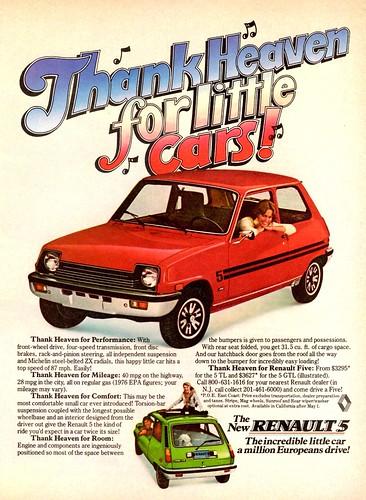 1976 Renault 5 GTL